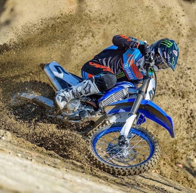 Ryan Villopoto treinando pela primeira vez com a Yamaha (Vídeo)