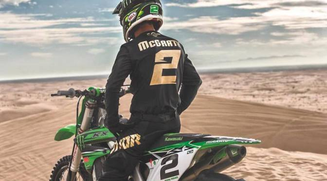 Thor MX: Jeremy McGrath – 50th (Vídeo)