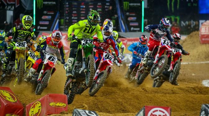 Monster Energy Supercross 2018 – 2A ETAPA – Houston