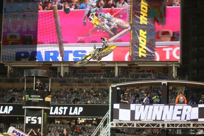 Monster Energy Supercross 2018 – 6a etapa – San Diego