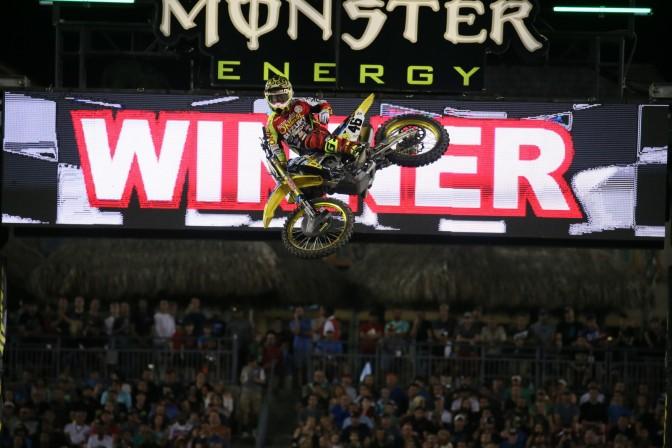 MONSTER ENERGY SUPERCROSS 2018 – 8A ETAPA – Tampa