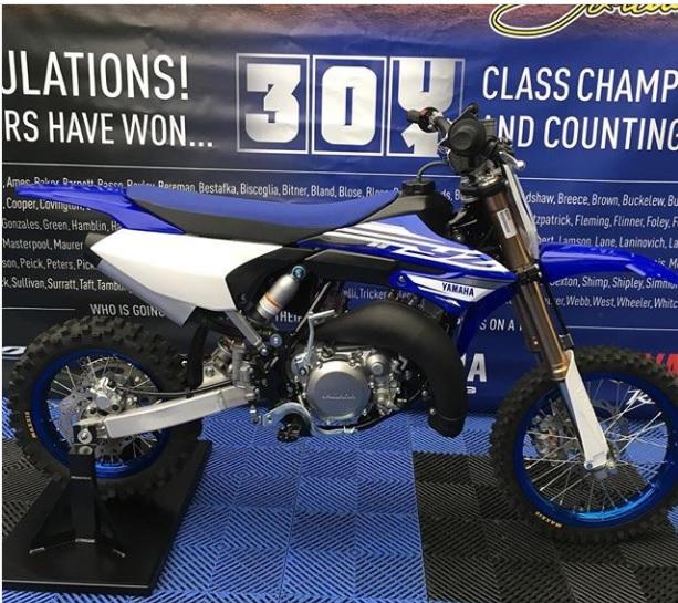 Yamaha lança nova Yamaha 65cc e promete mudar o mercado e competições