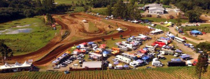 Campeonato Gaúcho de Motocross 2018 abre com sucesso em Arvorezinha