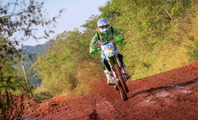 Calendário do Campeonato Brasileiro de Rally Cross Country