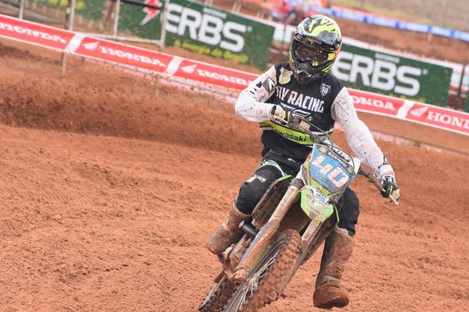 Confira como foi o primeiro dia de prova da 1ª etapa do Brasileiro de Motocross 2018