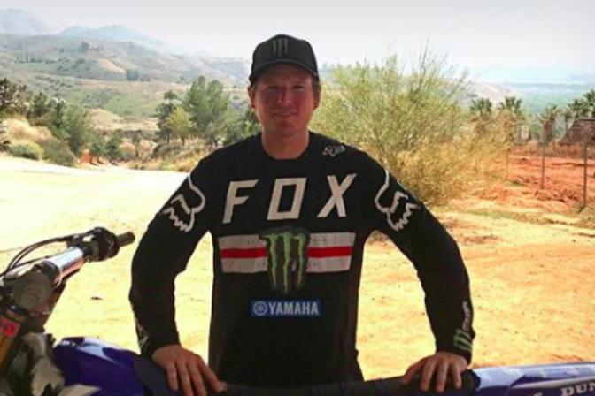 Josh Hill de volta ao AMA Supercross