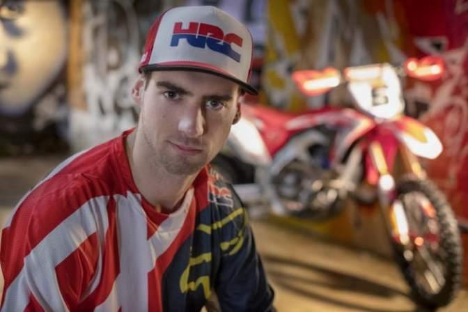 Estreia de Brian Bogers no Mundial de Motocross é adiada