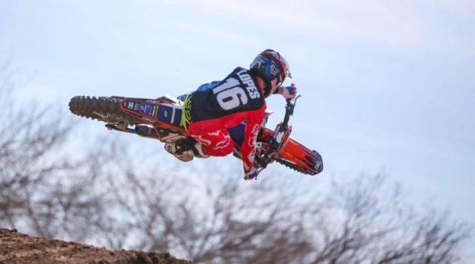 Enzo Lopes pode se tornar o 1 brasileiro a ter apoio de fábrica no AMA Motocross