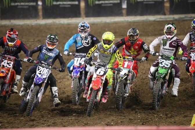 Monster Energy Supercross 2018 – 14a etapa – Minneapolis