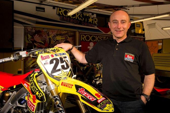 Motocross mundial perde Eric Geboers