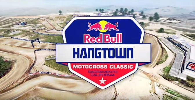 Volta virtual Lucas Oil Pro Motocross 2018 em Hangtown