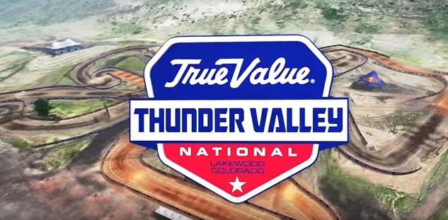 Volta virtual Lucas Oil Pro Motocross 2018 em Thunder Valley