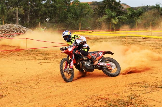 Brasileiro de Enduro terá trilhas,areia e pedra neste fim de semana em GO