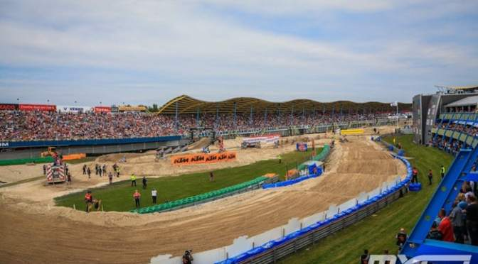 Assen vai sediar o Motocross das Nações 2019