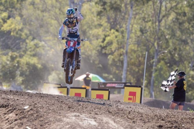Australiano de Motocross 2018 – 9a etapa – Gladstone
