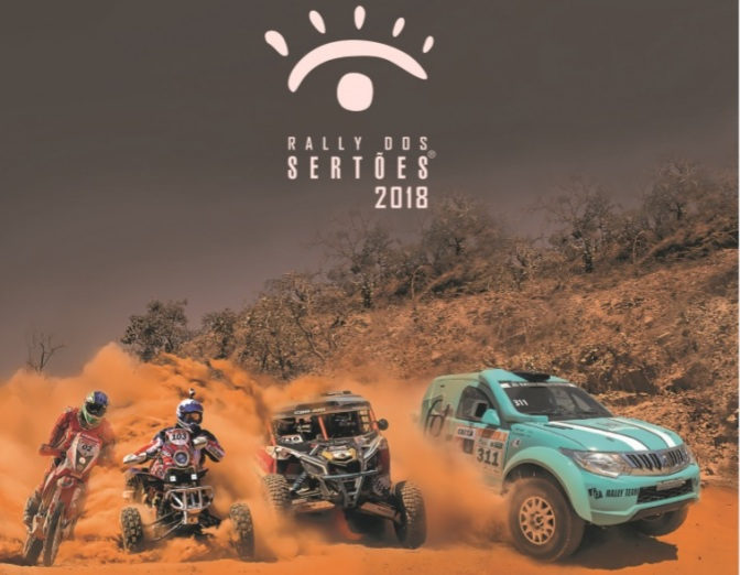 Brasileiro de Rally Cross Country encerra dia 25/08 no Rally do Sertões