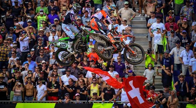 Mundial de Motocross 2018 – 16a etapa – MXGP da Suíça