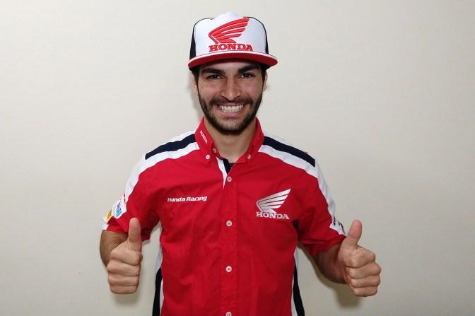Novidades no linup na Honda Racing Brasil