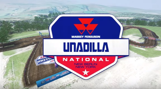 VOLTA VIRTUAL LUCAS OIL PRO MOTOCROSS 2018 EM UNADILLA