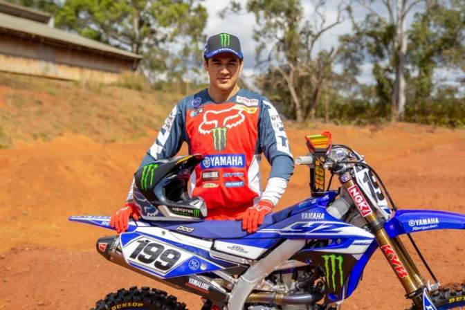 Nathan Crawford vai substituir Ferris na CDR Yamaha