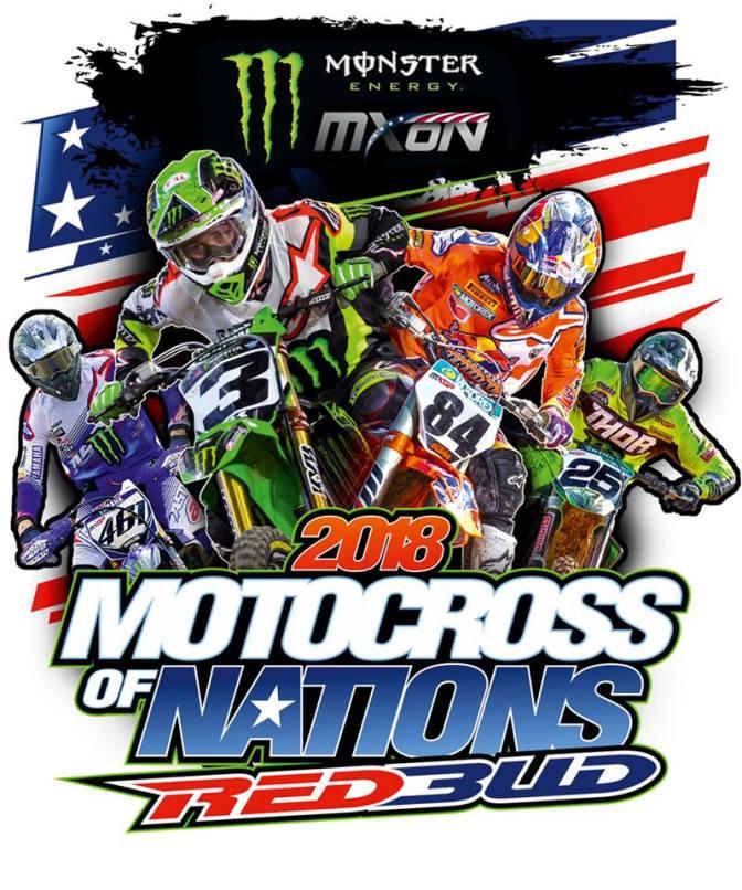 20 anos de história de Motocross das Nações