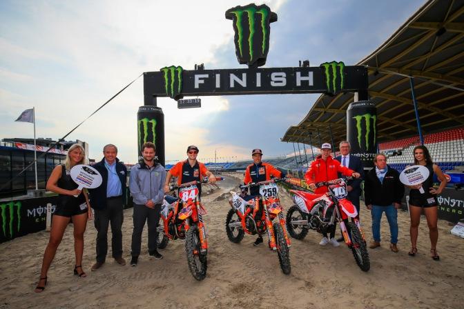 Apresentação do Motocross das Nações 2019 em Assen