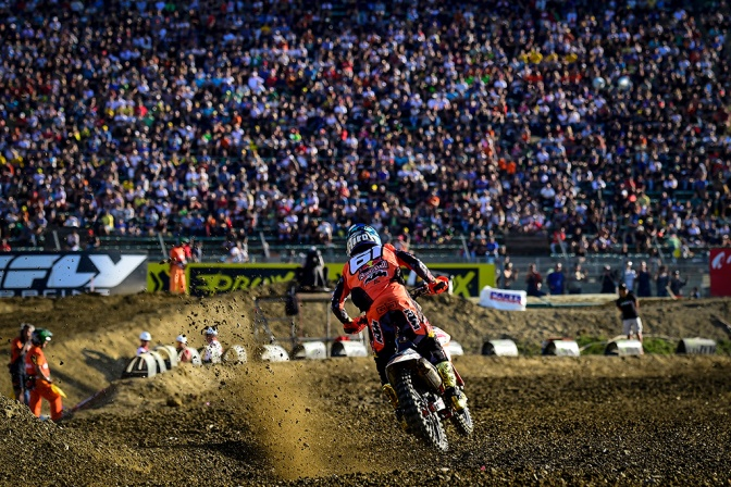 Mundial de Motocross 2018 – 20a etapa – MXGP da Itália