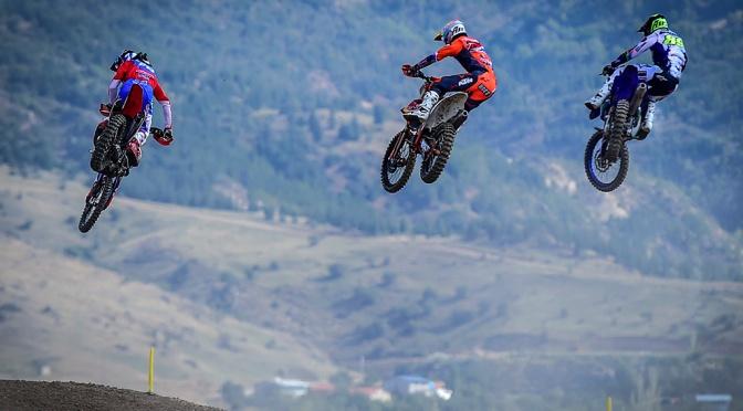 Classificatória Mundial de Motocross 2018 -18A ETAPA
