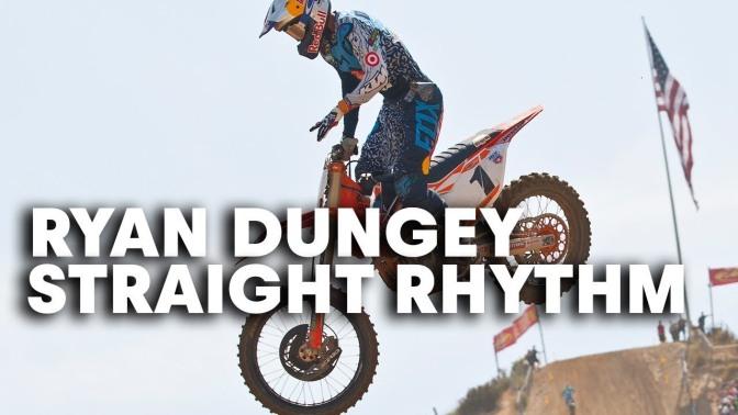 Ryan Dungey se preparando para o Red Bull Straith Rhythm 2018