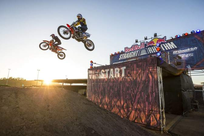 Resultados Red Bull Straight Rhythm 2018