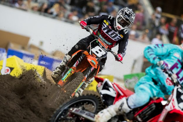 Australiano de Supercross 2018 -3a etapa – Geelong