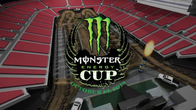 Volta virtual Monster Energy Cup 2018