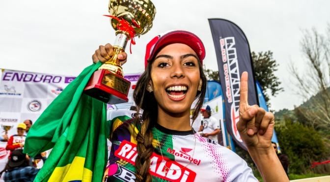 Goiana conquista o primeiro título Latino-americano de Enduro
