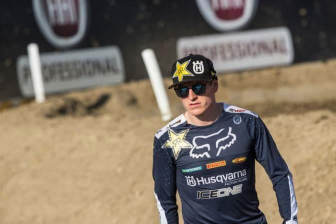 Max Anstie na Standing Construct KTM em 2019
