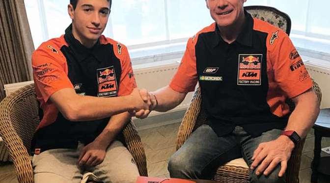 Red Bull KTM contrata mais um piloto para a MX2 em 2019
