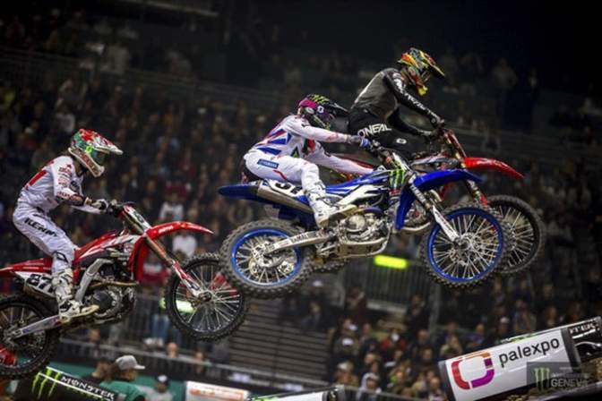 Resultados do Geneva Supercross 2019