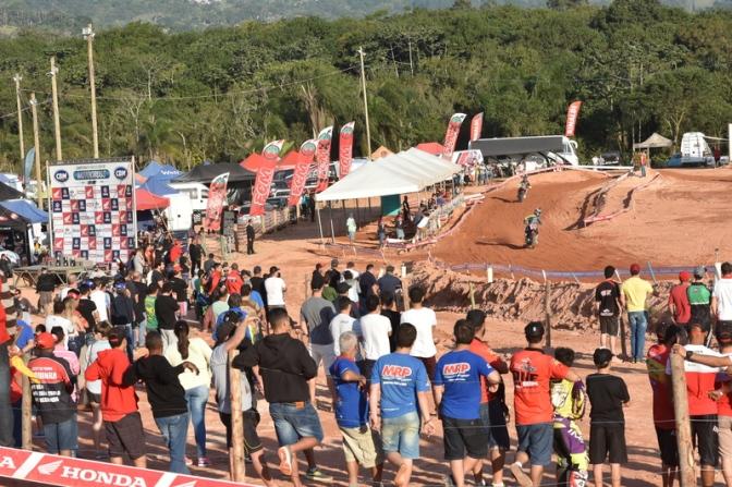 Calendário do Brasileiro de Motocross 2019 é anunciado