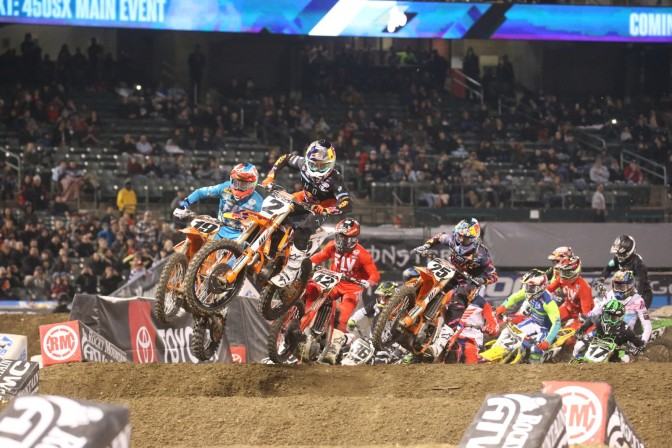 MONSTER ENERGY SUPERCROSS 2019 (AMA SUPERCROSS) – 4A ETAPA – OAKLAND