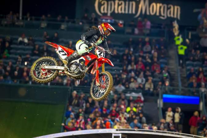 Sessão Fora da Ação Monster Energy Supercross 2019 – 5a etapa – San Diego