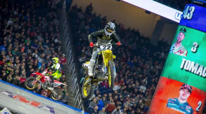 Monster Energy Supercross 2019 (AMA Supercross) – 8a etapa – Detroit