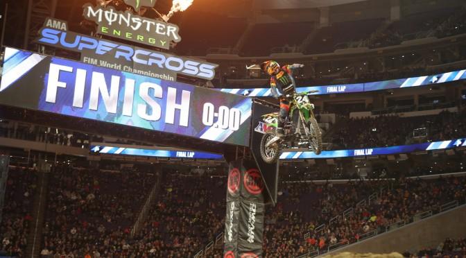 Monster Energy Supercross 2019 (AMA Supercross) – 6a etapa -Minneapolis