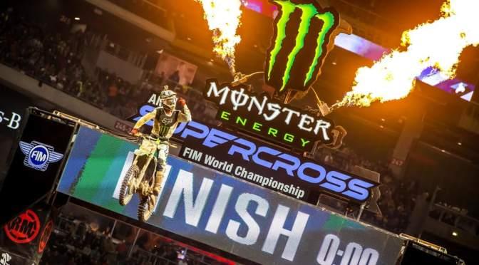 Monster Energy Supercross 2019 (AMA Supercross 2019)- 9a etapa – Atlanta