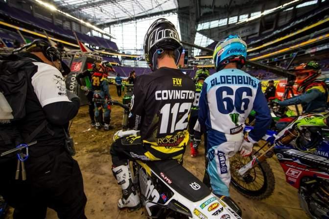 Sessão Fora da Ação Monster Energy Supercross 2019 – 10a etapa – Daytona