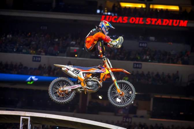 Monster Energy Supercross 2019 (AMA Supercross 2019) – 11a etapa – Indianapolis
