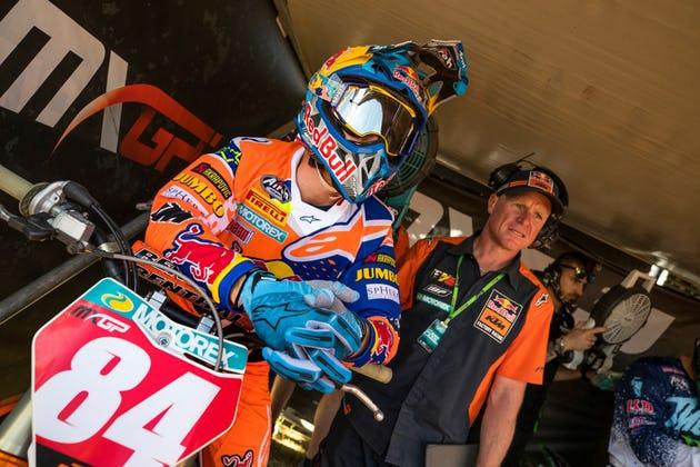 Nada de AMA Motocross para Jeffrey Herlings em 2019