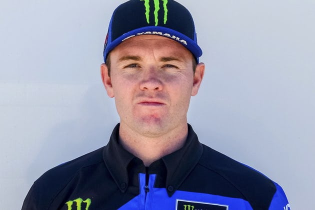 Josh Grant vai substituir Aaron Plessinger na Monster Energy Yamaha Racing