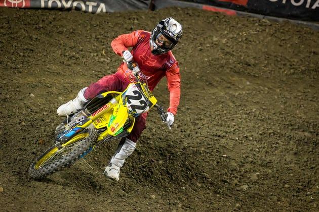 Chad Reed fora do AMA Supercross 2019