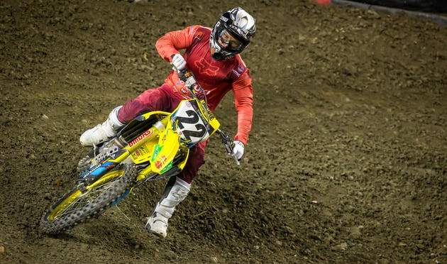 Chad Reed fora do AMA Supercross 2019