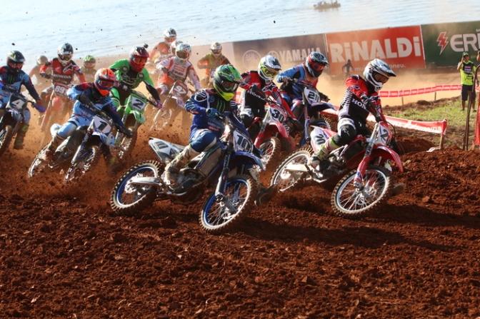 Abertura do Brasileiro de Motocross terá participação de todas categorias