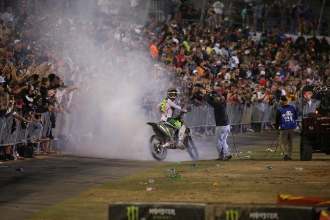 Monster Energy Supercross 2019 (AMA Supercross 2019) – 10a etapa – Daytona